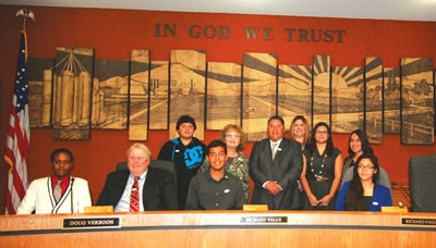 Kings County Youth in Government Day