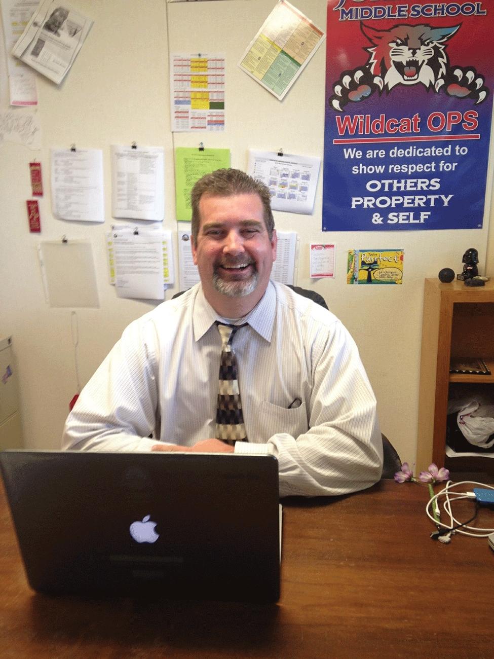 New JM Principal