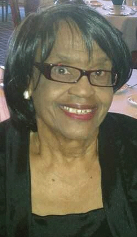 Gladys P. Elliott