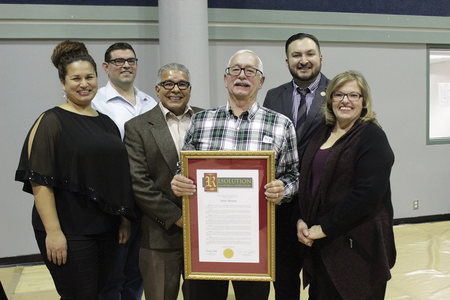 Corcoran honors top citizens
