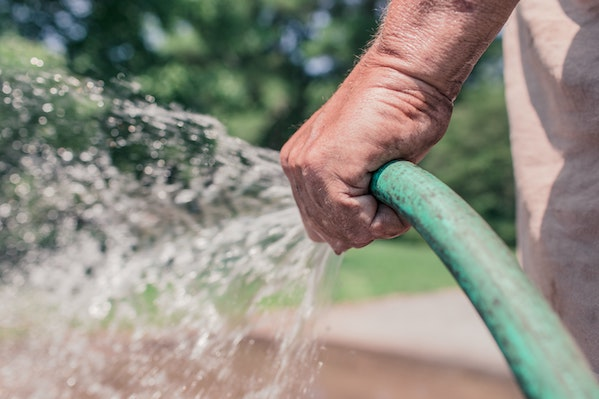 Pexels Free Photos Hose Watering Lawn Schedule Drought