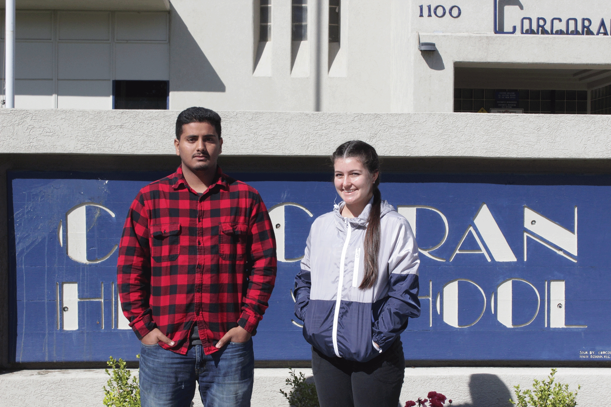 Pappilli and Ahmed win Col. J.G. Boswell Scholarship