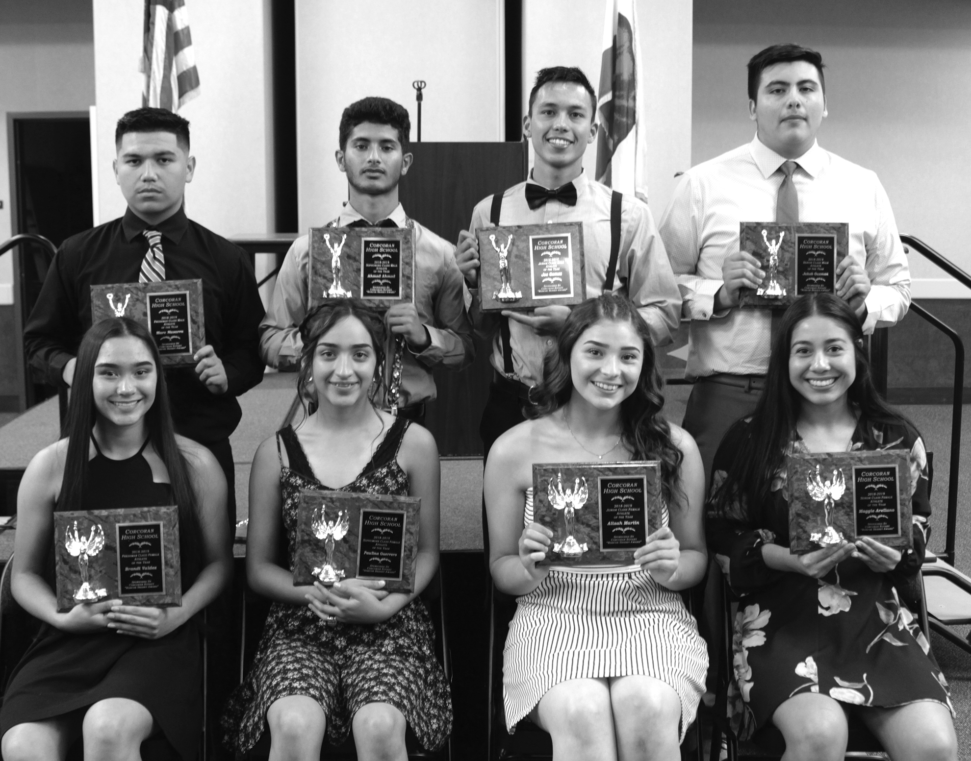 CHS Class Athletes of the Year